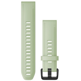Garmin QuickFit Silicone Watch Band 20mm for Fenix 6S light green